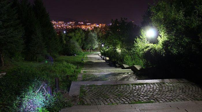 Shumen pametnik 1300 godini Bulgaria